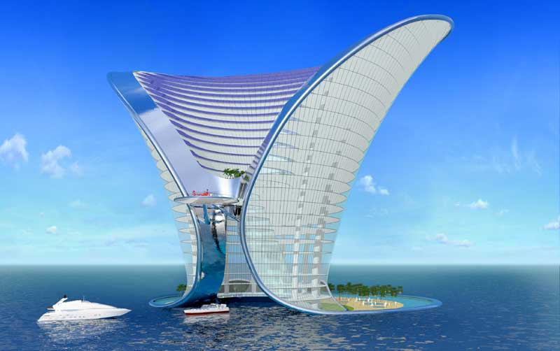 The apeiron dubai hotel e architect for Design hotel dubai