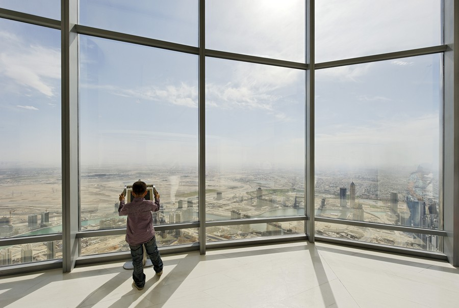 World S Highest Observation Decks E Architect