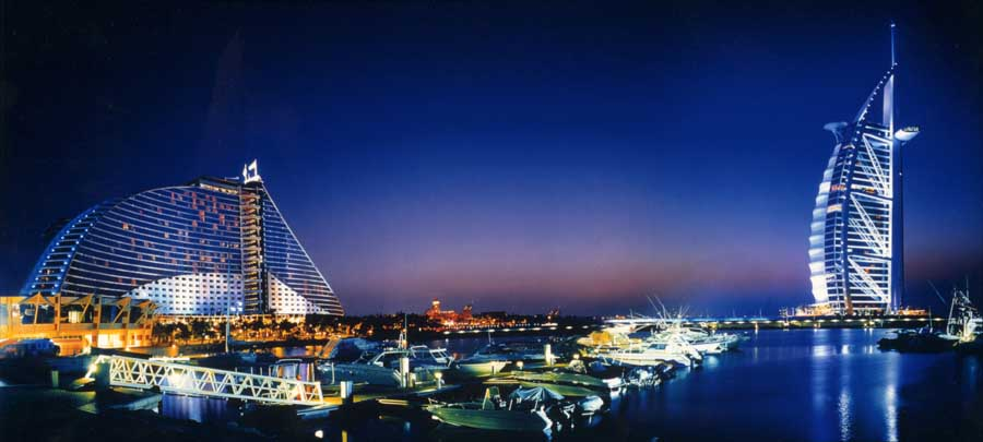 Burj al arab luxury hotel in dubai uae e architect for Hotel burj al arab