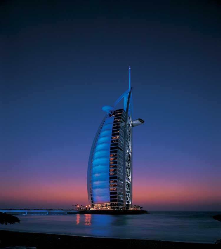 Burj al arab luxury hotel in dubai uae e architect for 6 star hotel dubai