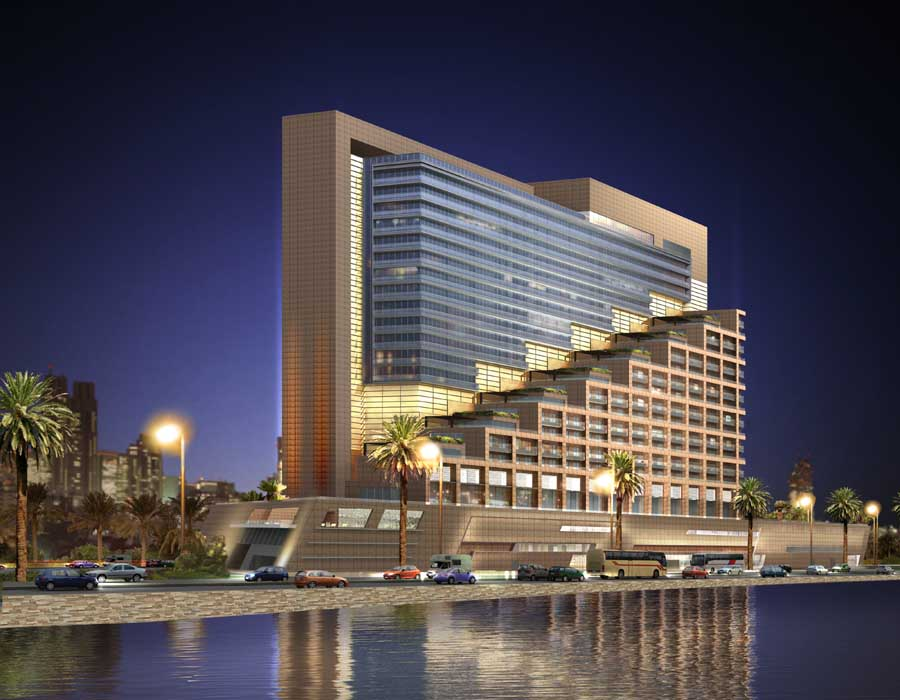 Dubai Capital Centre Hotel Uae E Architect
