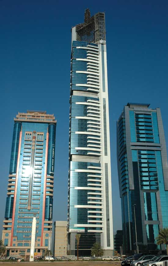 Chelsea Tower Dubai Sheikh Zayed Road Uae E Architect