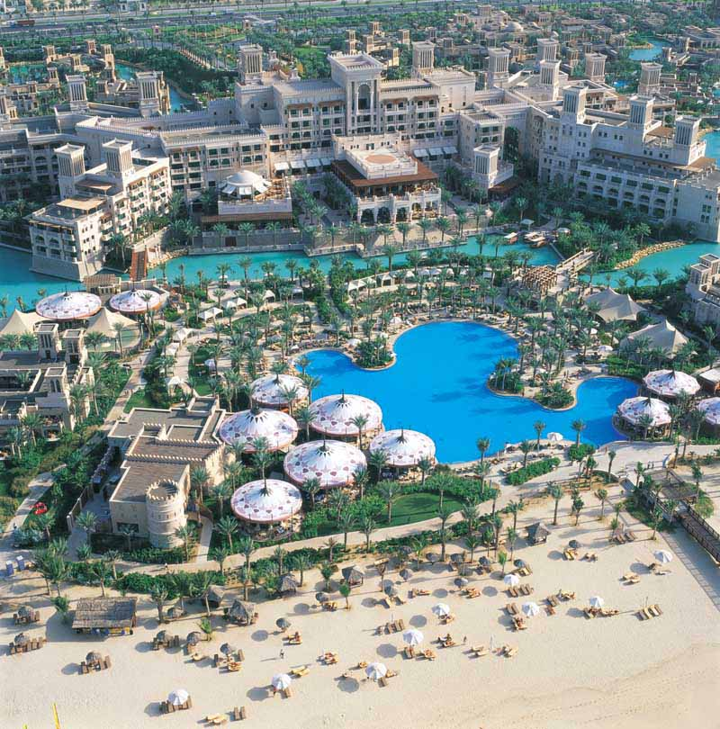 madinat jumeirah dubai beach resort e architect