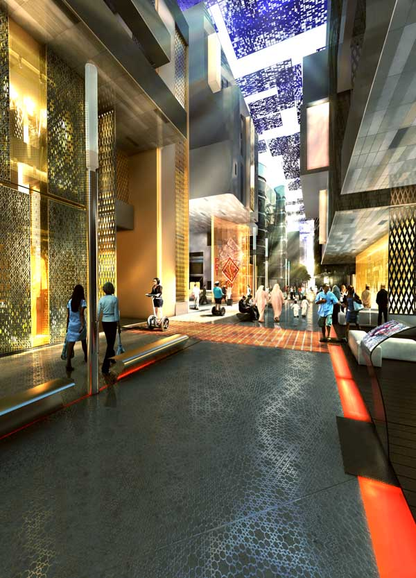 Masdar City Abu Dhabi Building E Architect