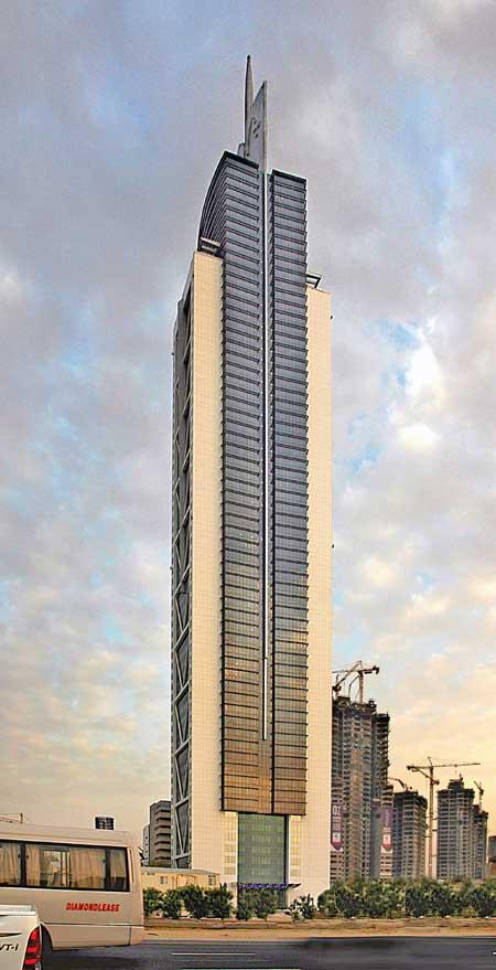 Millennium Tower Dubai  Uae