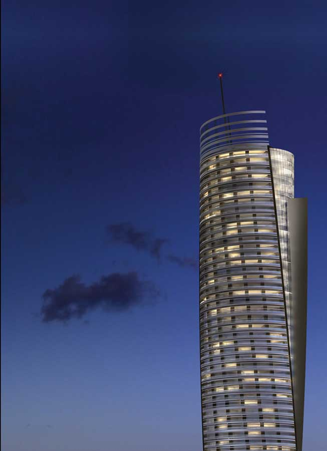 Emirates Pearl Abu Dhabi – skyscraper design by Söhne & Partners