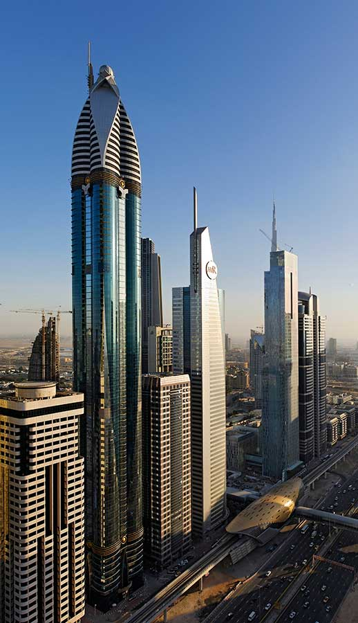 City With The Highest Buildings