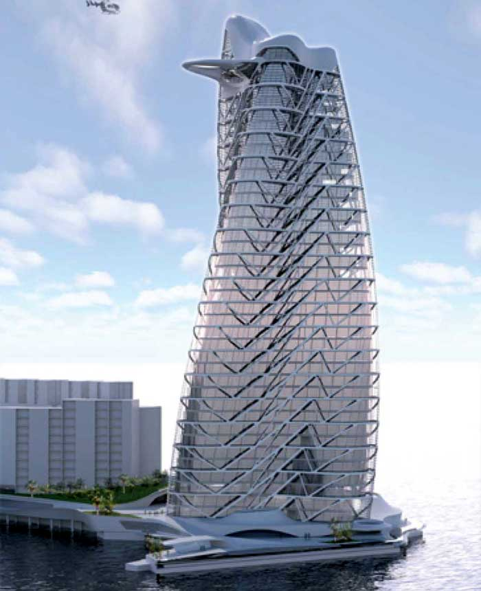 Strata Tower Abu Dhabi Al Raha Beach E Architect