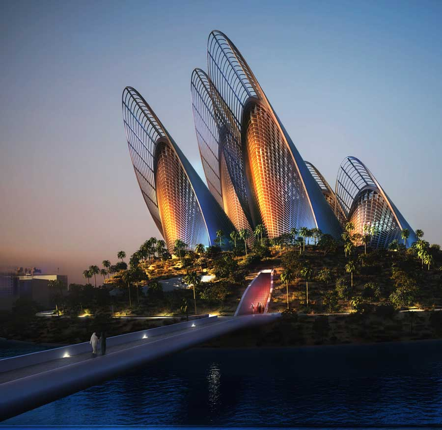 Zayed national museum abu dhabi building e architect for Architectural design companies in abu dhabi