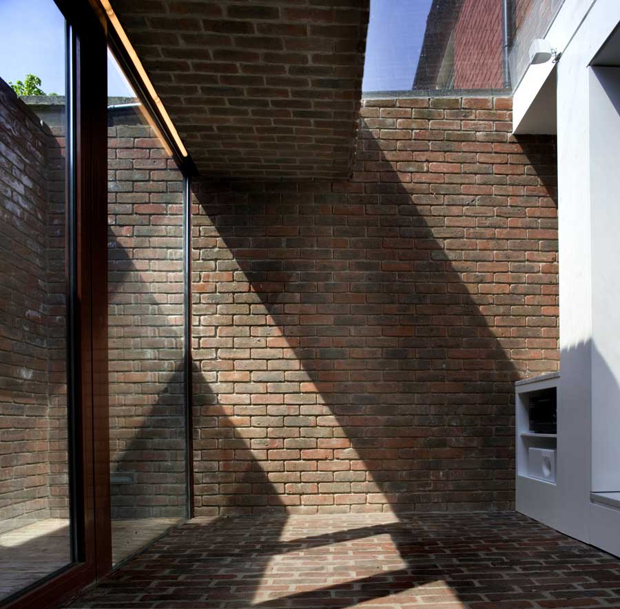 Brick A Back House Irishtown Property Dublin E Architect