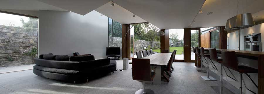 Windhover Contemporary Dublin House New Irish Property E Architect