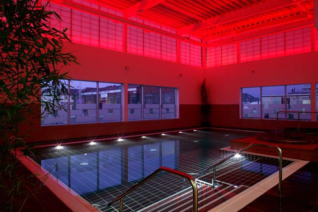 Apex city quay hotel dundee spa victoria quay e architect - Dundee swimming pool opening times ...
