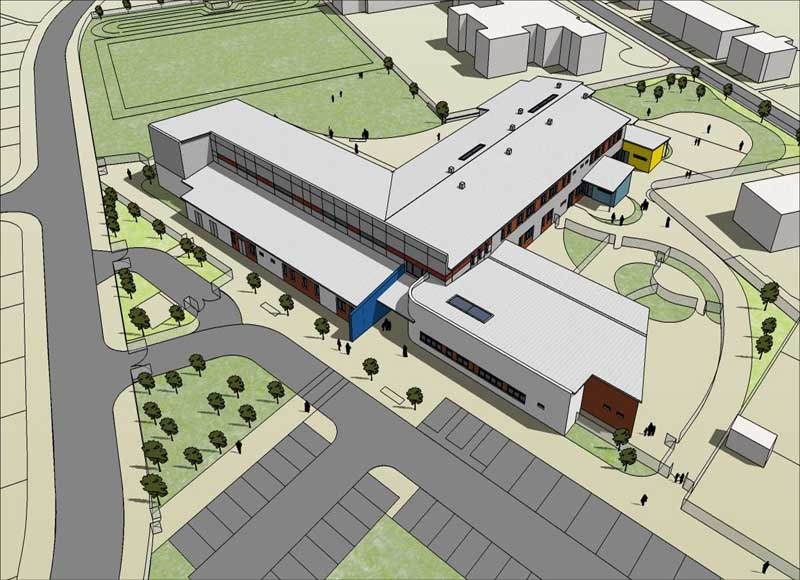 Dundee Schools Ppp Buildings Architects E Architect