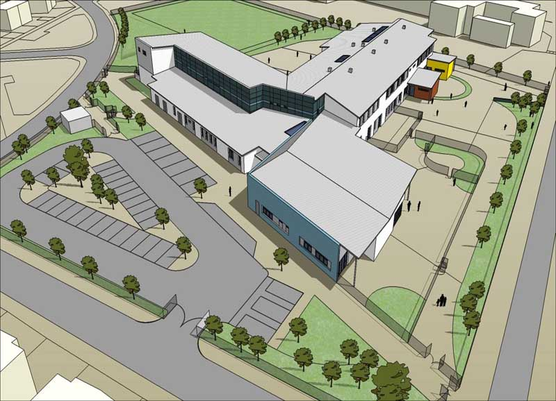 Dundee Schools: PPP Buildings, Architects - e-architect