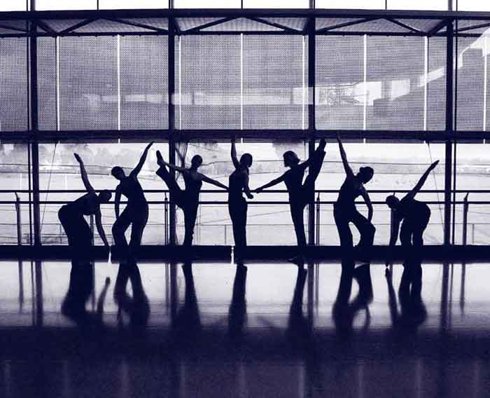 Scottish School of Contemporary Dance: The Space Dundee