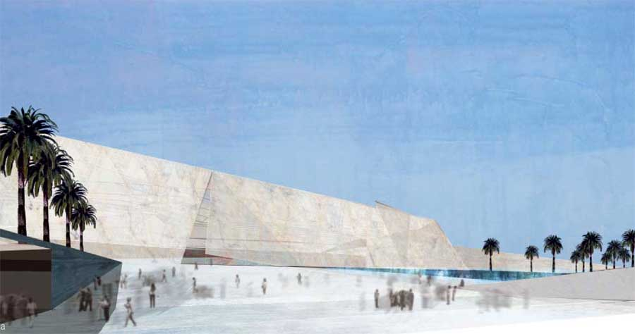 Gem the grand egyptian museum egittophil a for Architecture design company in egypt