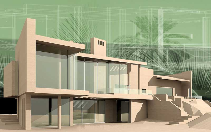 Modern Egyptian Architecture