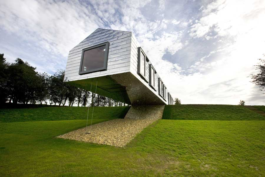 Balancing Barn Mvrdv Suffolk Living Architecture E