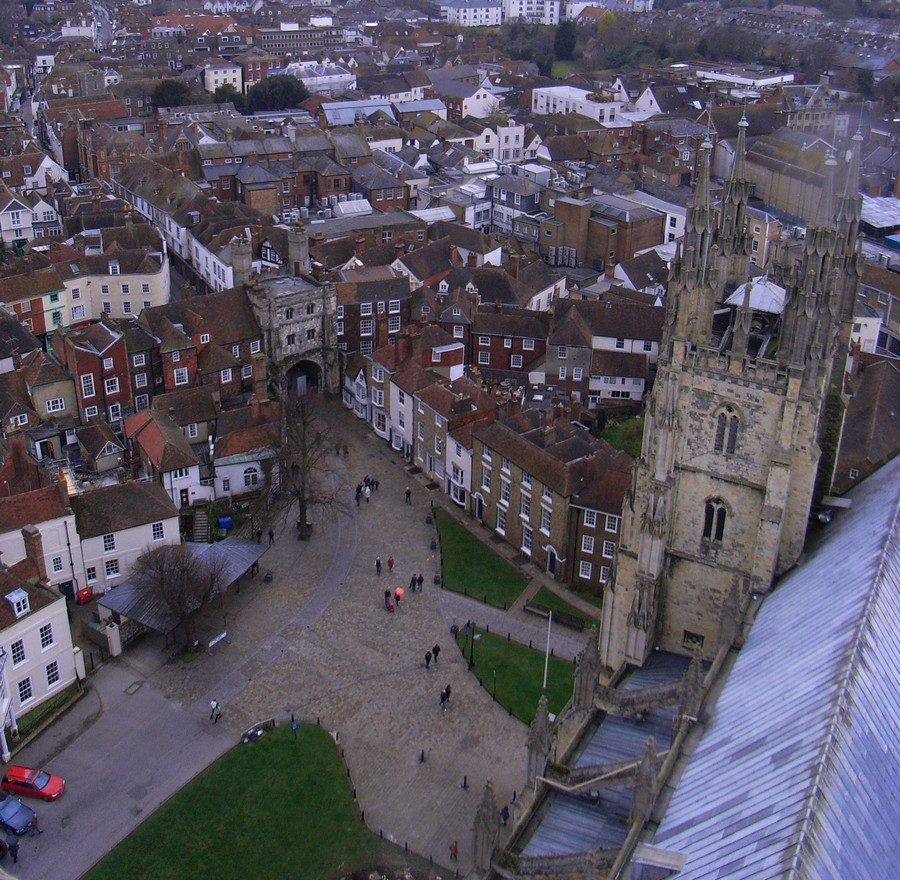 Canterbury cathedral landscape design competition e for Landscape design company christchurch