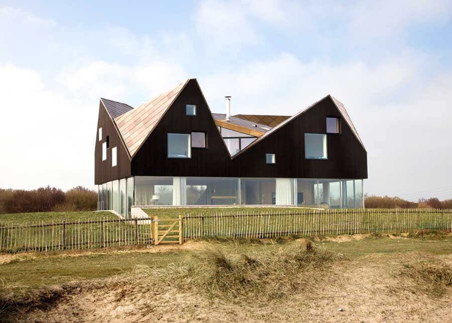 The Dune House Thorpeness Home By Jva E Architect