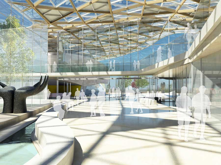 University Of Exeter Forum Project Devon E Architect