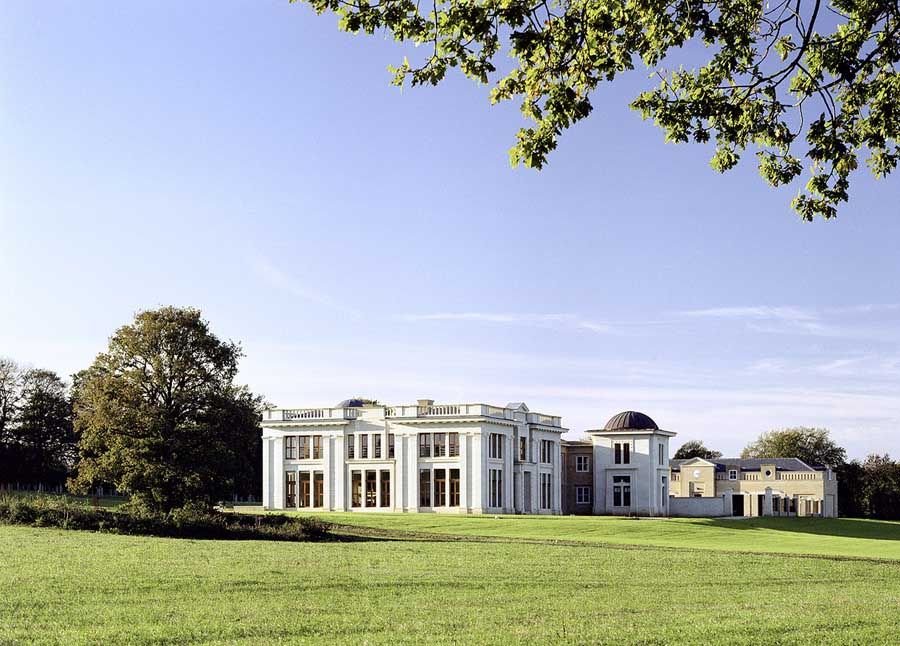 neoclassical english house georgian property in england e architect
