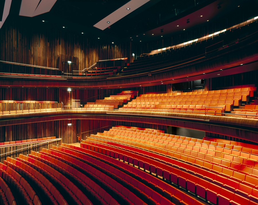 marlowe theatre canterbury building architect e architect