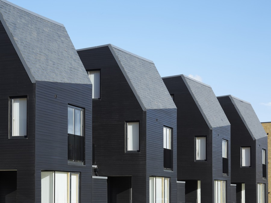 Newhall Be New Housing In Harlow E Architect