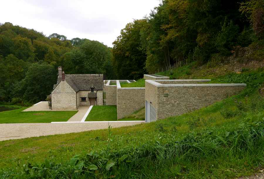 House In Gloucestershire New Cotswolds Property E Architect