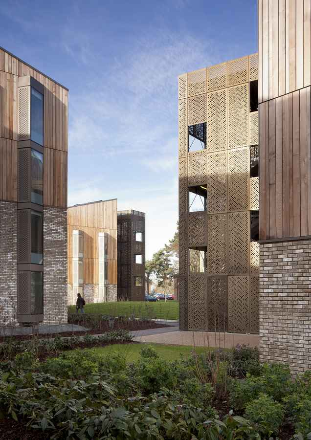 Hawkinsbrown architects e architect for Top uk architects