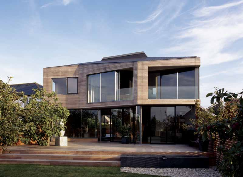 The salt house essex home by alison brooks architects e for Minimalist house grand designs