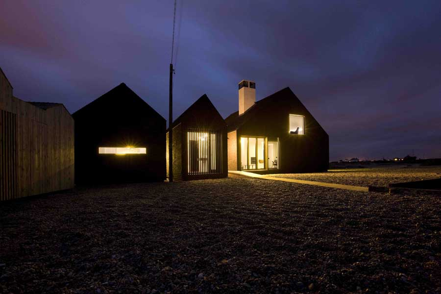 The Shingle House Dungeness – design by NORD in Kent, England, UK