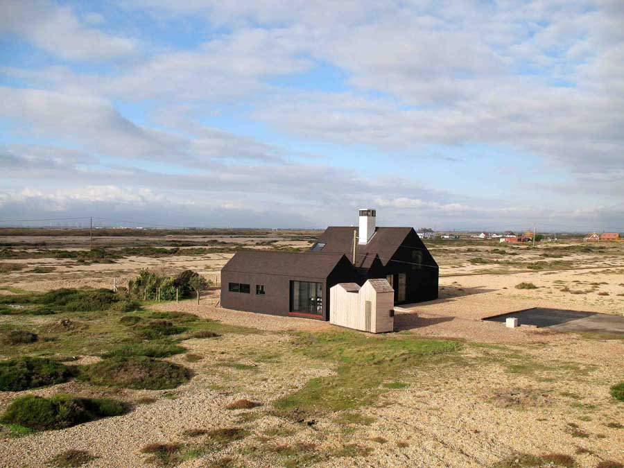 The Shingle House Dungeness Home Nord E Architect