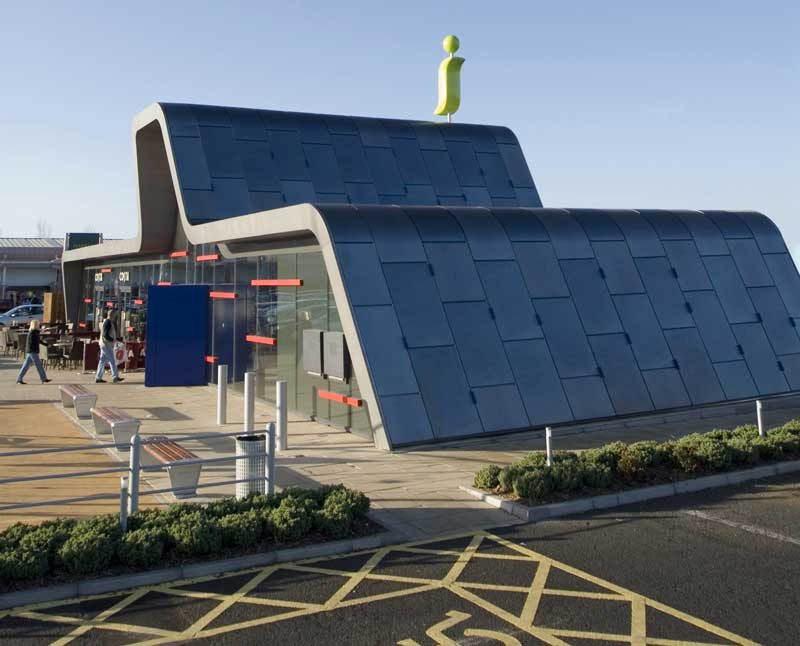 Teesside Retail Park: Stockton on Tees Cafe - e-
