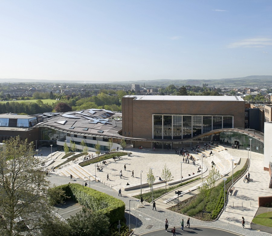 University of exeter forum project e architect for Architect education