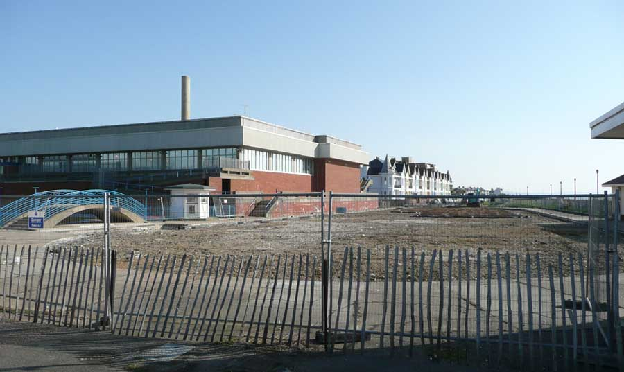 Competition Pool Construction : Worthing swimming pool competition west sussex building