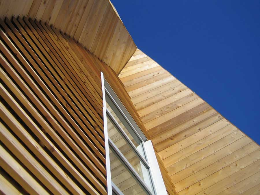 Wood Architecture: Sustainable Timber Architecture