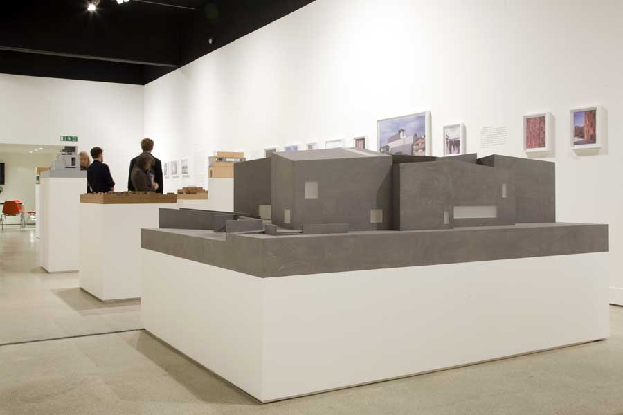 D Exhibition Uk : David chipperfield architects exhibition form matters e