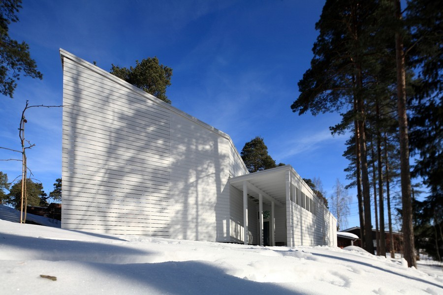 Finnish architecture buildings finland e architect - Finnish House Projects House Best Design