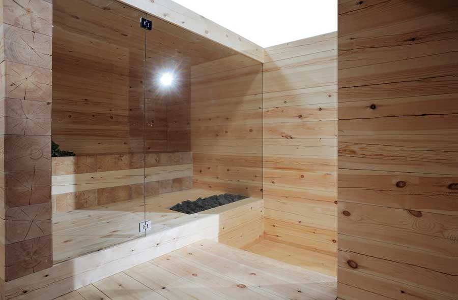 sauna kyly avanto architects finland finnish sauna. Black Bedroom Furniture Sets. Home Design Ideas
