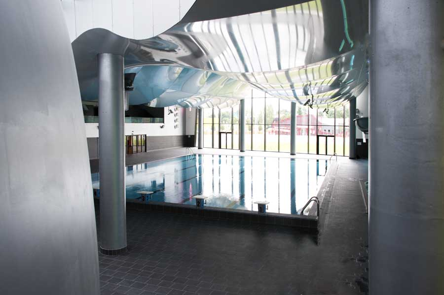Beautiful ... Aqua Leisure Center Arras