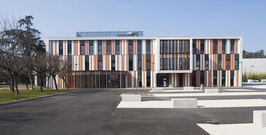 French Architecture Buildings In France E architect