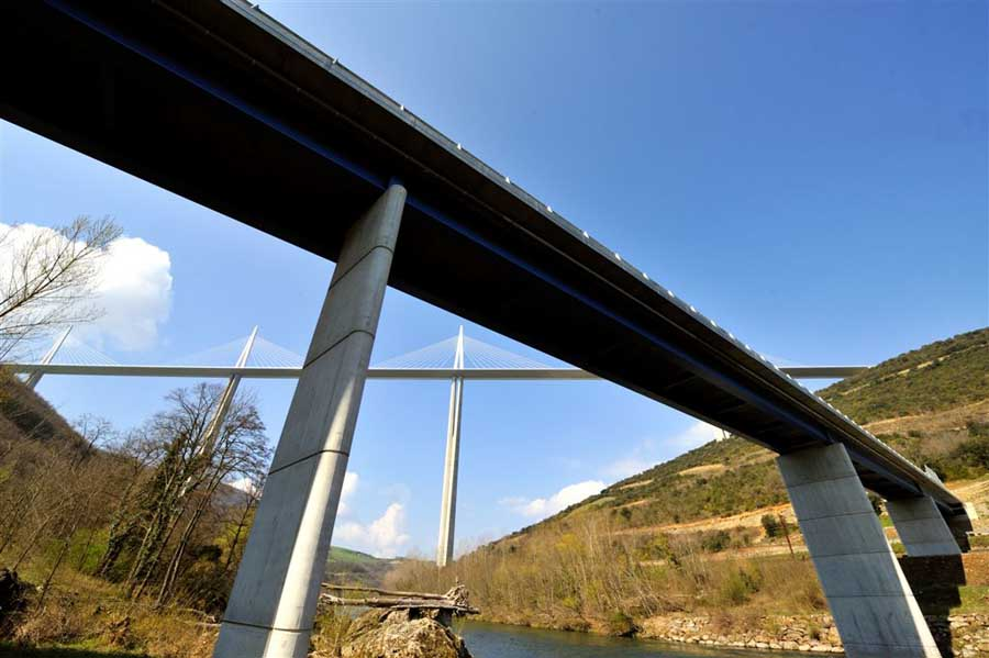 Millau Viaduct Information And Tours
