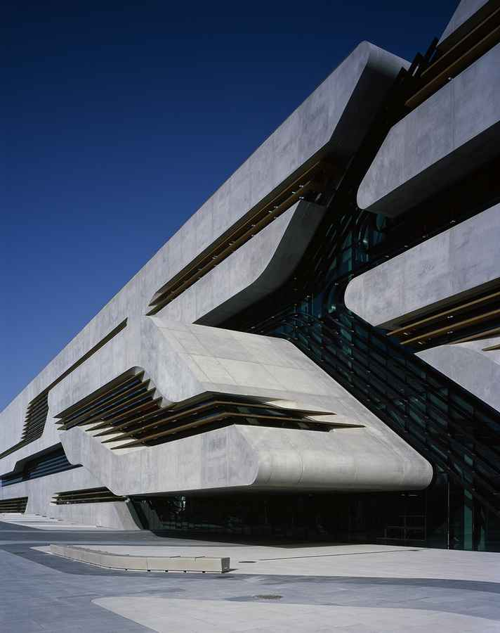 Pierres vives building montpellier zaha hadid e architect for Montpellier architecture