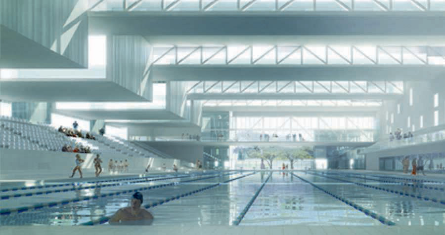 Mikou design studio architects e architect for Construction piscine france