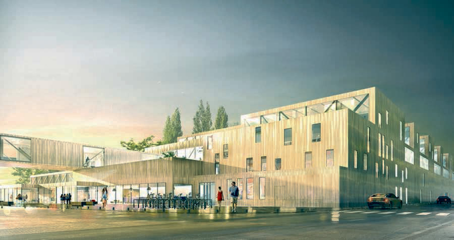 Tourcoing France  city photo : Piscine Tourcoing: Olympic Swimming Pool in France e architect