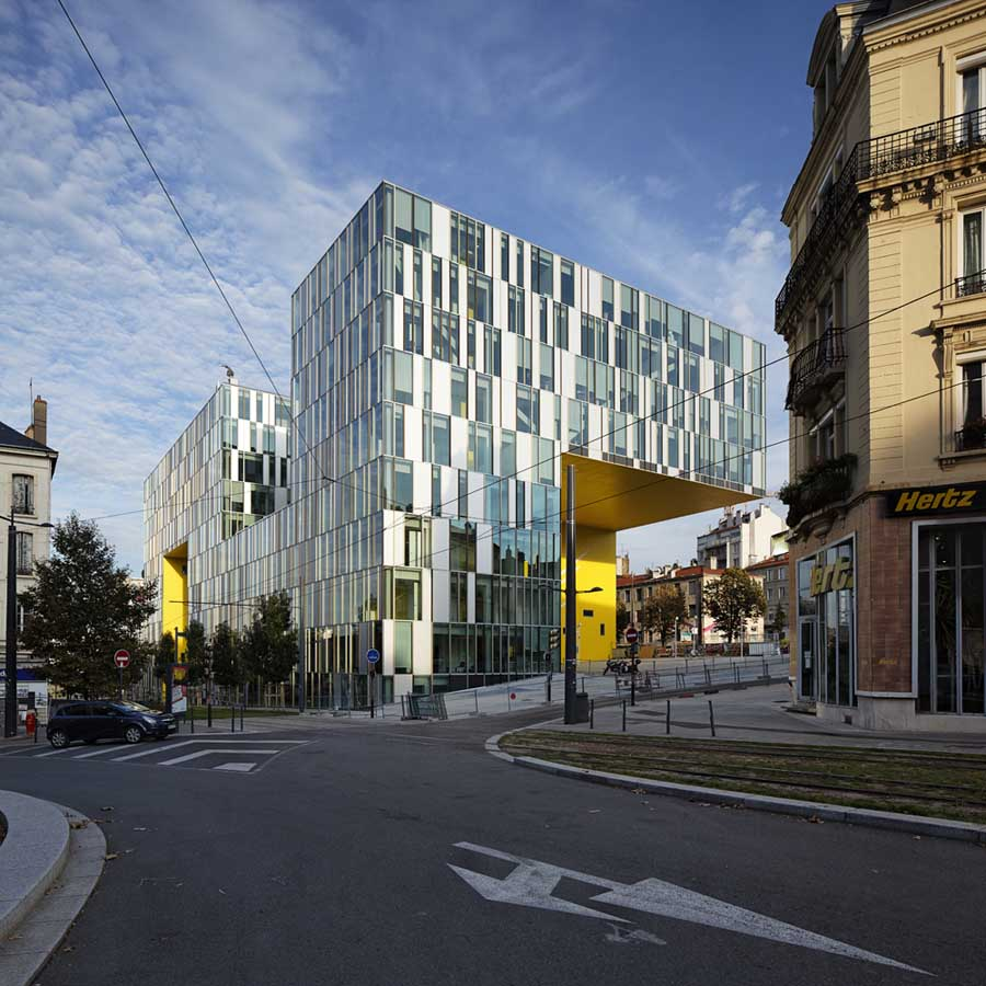 Saint-Etienne France  city photos : Saint Etienne Office Building France | Office Building Saint Etienne ...