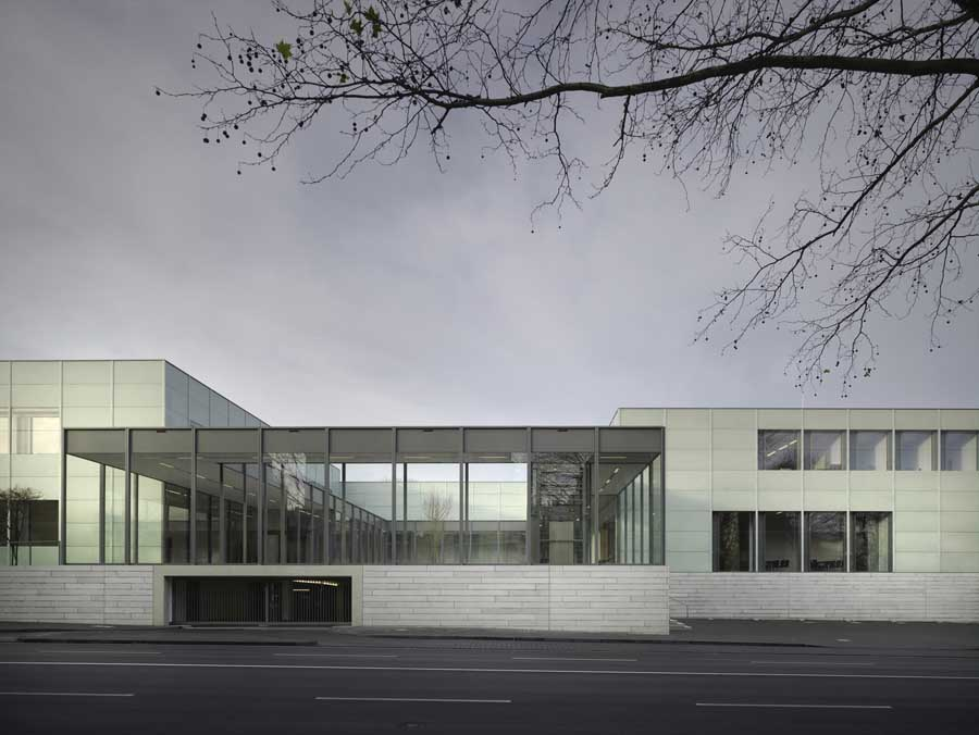 Museum Folkwang Essen Building David Chipperfield