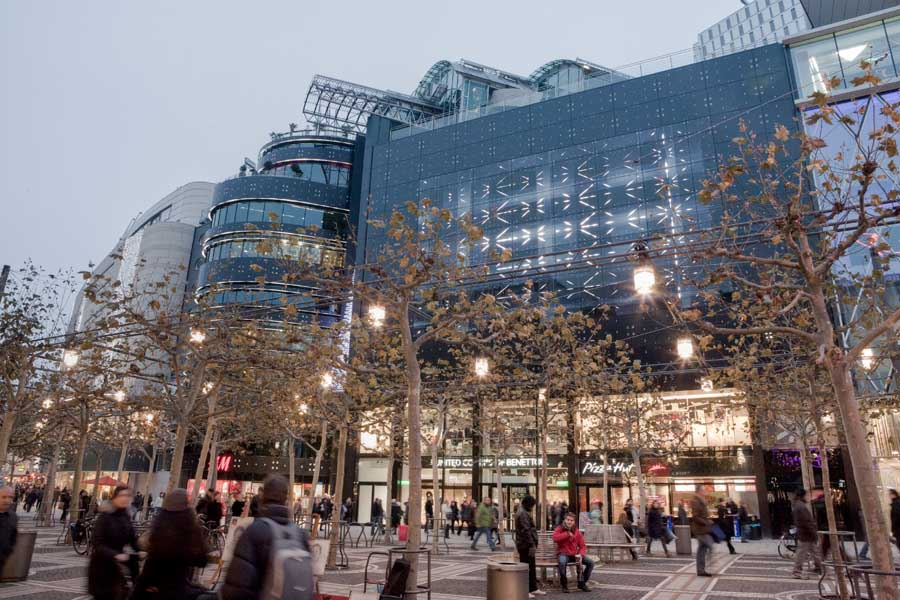 Frankfurt Innenstadt Shoppen