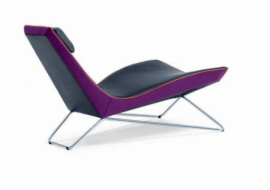Chaise knoll finest chaise lounge u associes with chaise for Bertoia chaise prix